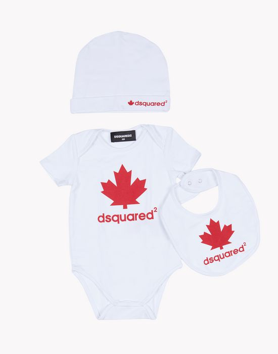 baby set robes Homme Dsquared2