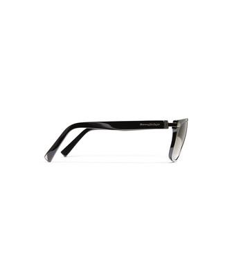 ERMENEGILDO ZEGNA: Sunglasses Black - 46447260BA