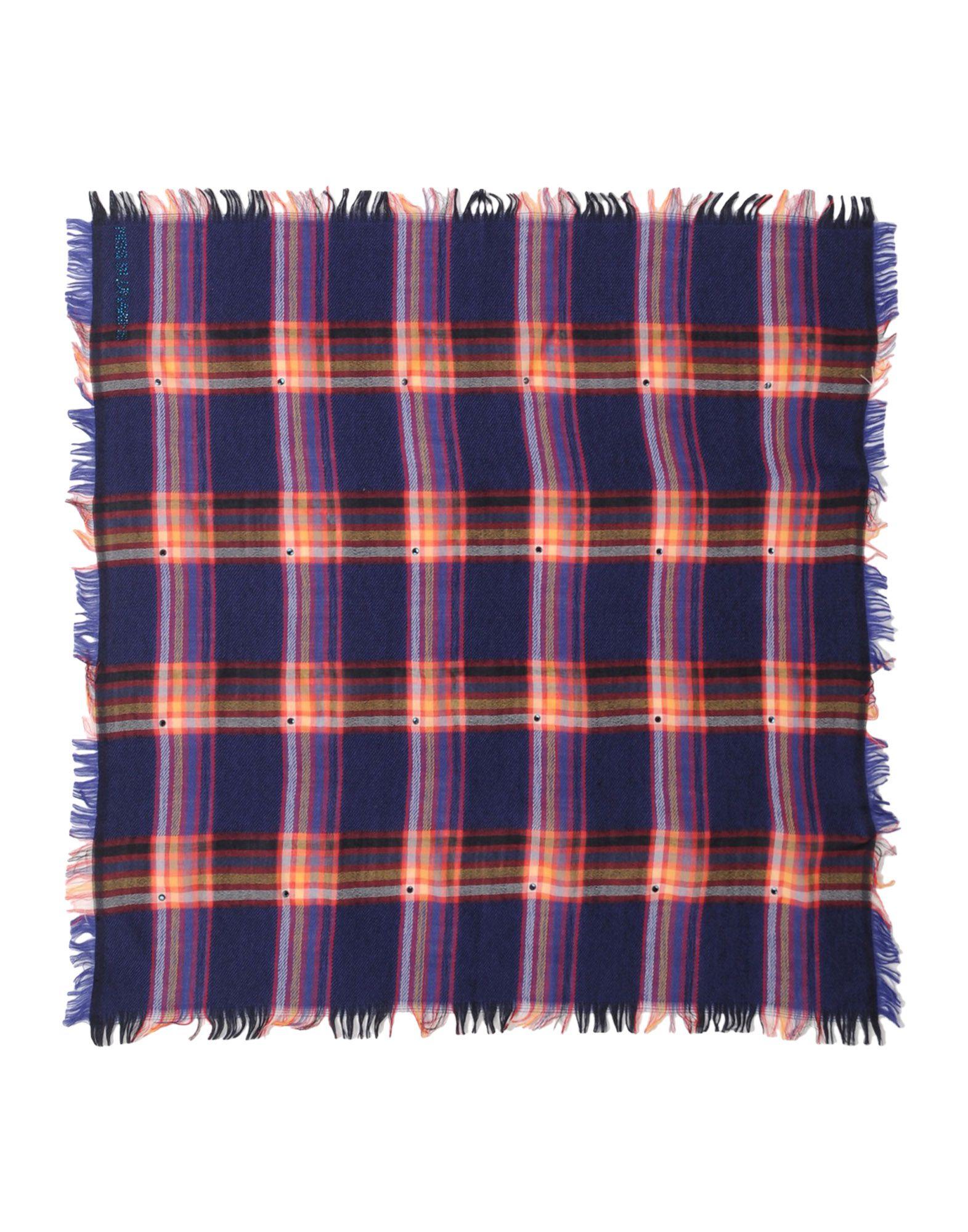 MISS BLUMARINE JEANS Square scarves