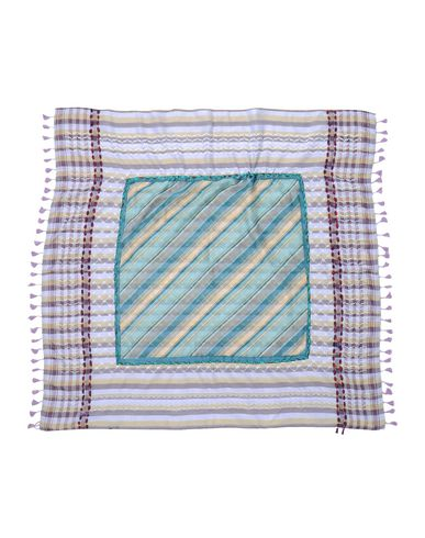 Image of 5MIN. ACCESSORIES Square scarves Women on YOOX.COM