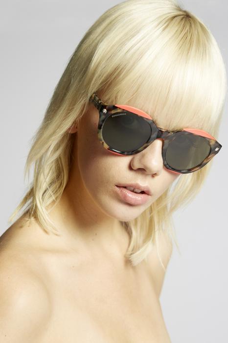 cara eyewear Woman Dsquared2