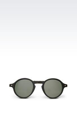 Armani Lunettes de soleil Homme lunettes de soleil à verres polarisés