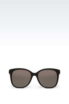Armani full fitting Women full fitting sunglasses in acetate