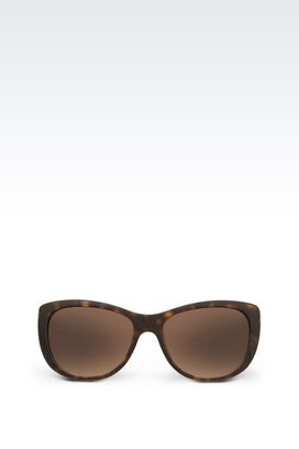 Armani Sun-glasses Women acetate sunglasses