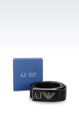 Armani Leather belt Men leather belt with special packaging