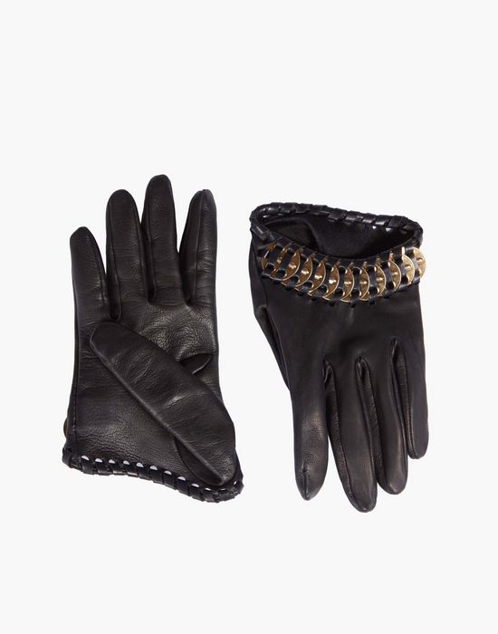 samurai gloves other accessories Woman Dsquared2