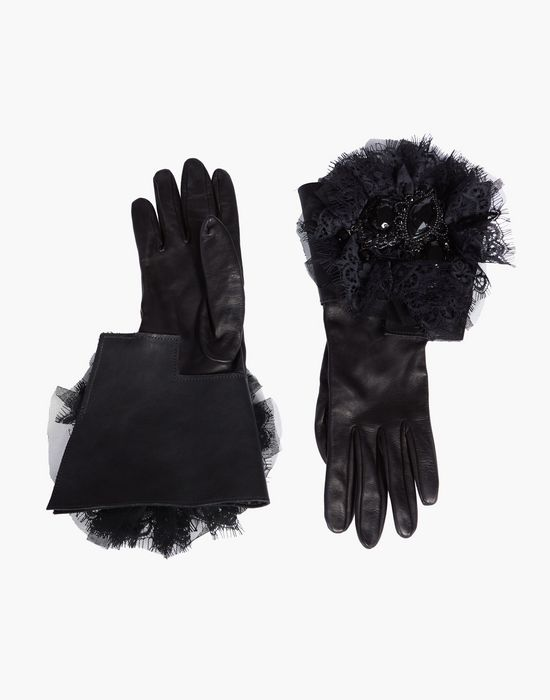 victorian gloves other accessories Woman Dsquared2