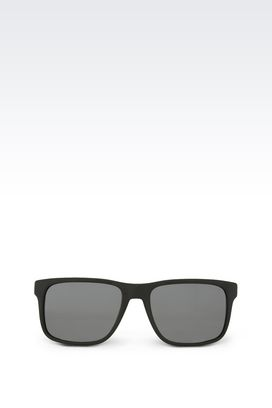 Armani Sunglasses Men sunglasses with polarised lenses
