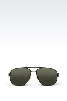 Armani Sun - glasses Men sunglasses with polarised lenses
