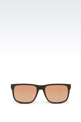 Armani Sunglasses Men acetate sunglasses