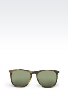 Armani sunglasses Men sunglasses from the giorgio armani frames of life collection