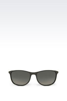 Armani sun glasses Men sunglasses in nylon fibre