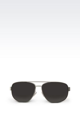 Armani sunglasses Men metal sunglasses
