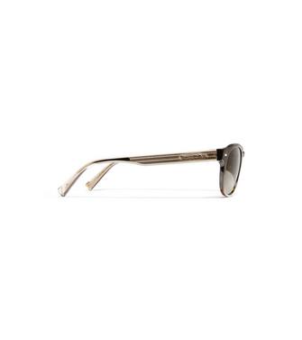 ERMENEGILDO ZEGNA: Gafas De Sol Champán - 46452608FS