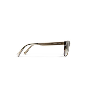 ERMENEGILDO ZEGNA: Sunglasses Dark brown - 46452615NN