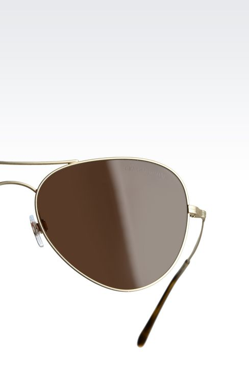 Giorgio Armani Men SUNGLASSES FROM THE GIORGIO ARMANI ...