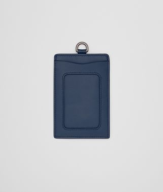 CARD CASE IN PACIFIC INTRECCIATO NAPPA