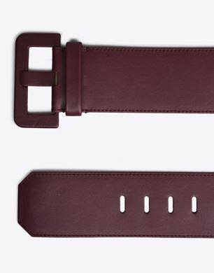 Maison Margiela Oversized leather belt