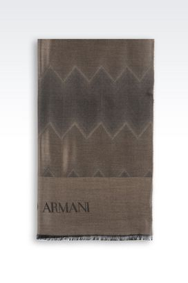 Armani Stoles Men other accessories