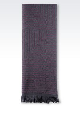 Armani Scarves Men other accessories