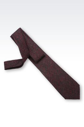 Armani Ties Men tie in silk blend