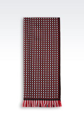Armani Scarves Women scarf in wool blend
