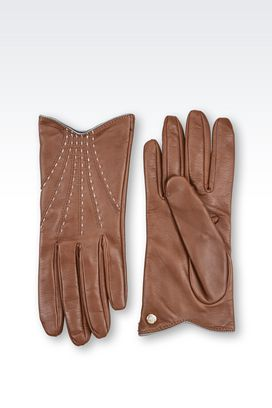 Armani Gloves Women other accessories