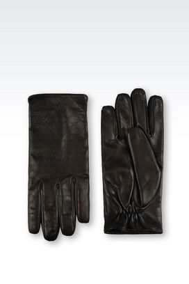 Armani Gloves Men other accessories