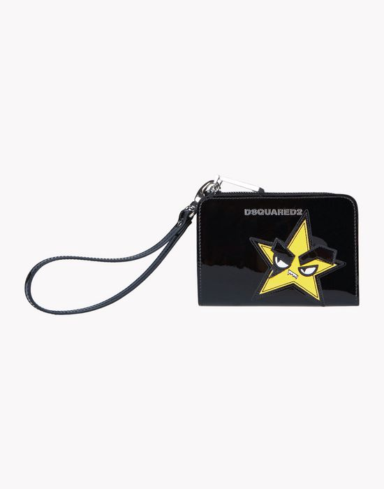 icon zip wallet other accessories Woman Dsquared2
