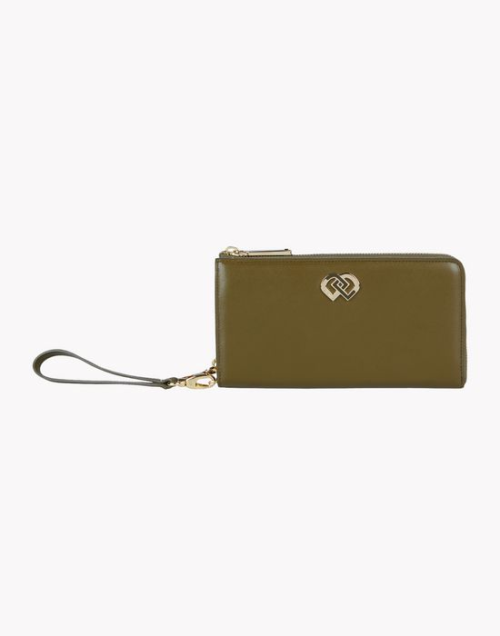 dd zip wallet other accessories Woman Dsquared2