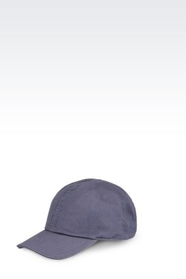 Armani Caps Men cotton baseball cap