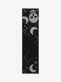 Foulard Oversize Skull Constellation