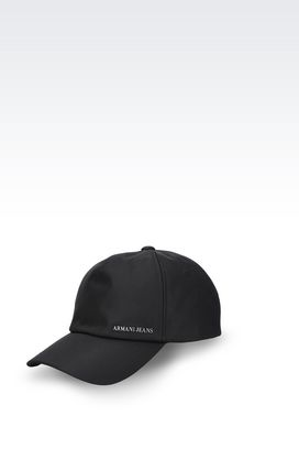 Armani Hats with visor Men other accessories