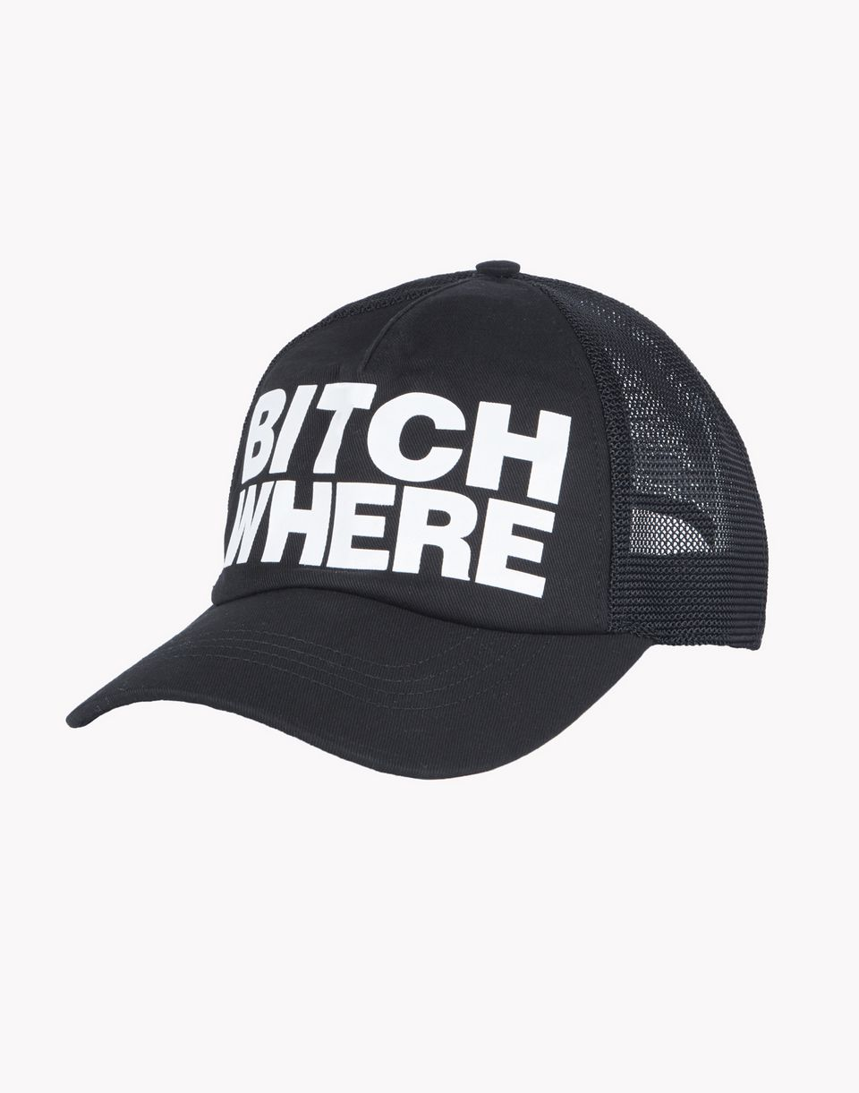 bitch where baseball cap weitere accessoires Herren Dsquared2