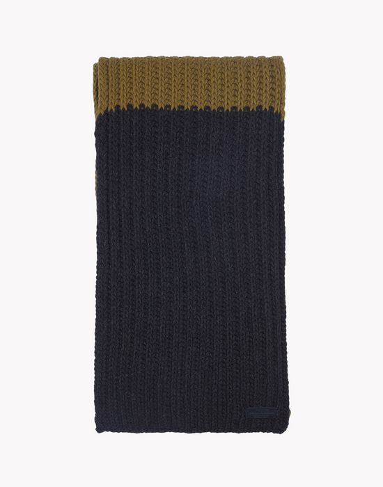 knit scarf other accessories Man Dsquared2