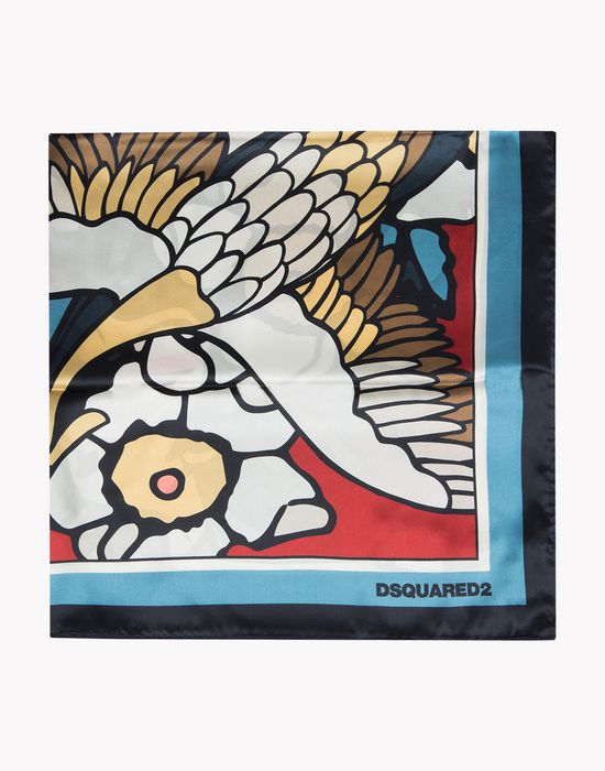 blossom foulard other accessories Woman Dsquared2