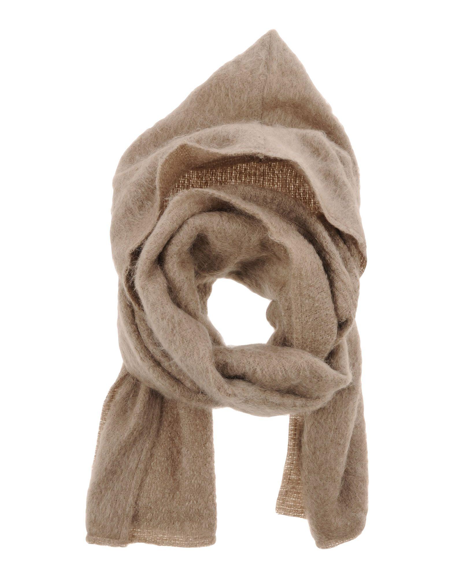 JEANPAUL KNOTT Damen Schal Farbe Beige Größe 1