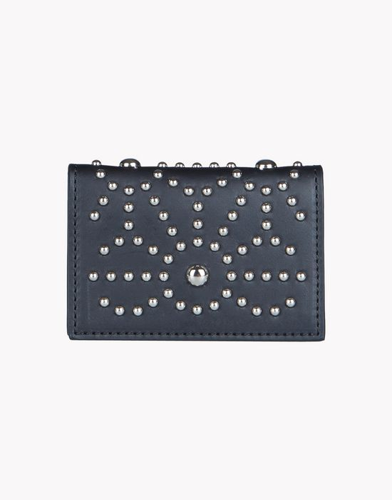 star studs credit card holder other accessories Man Dsquared2