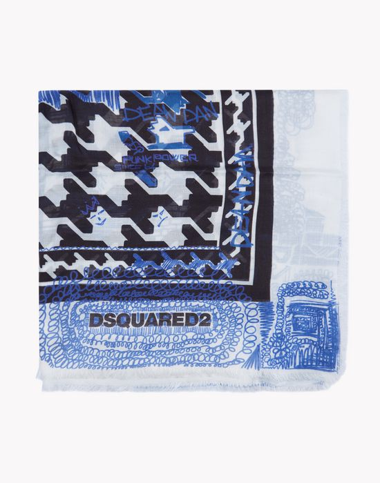 babe wire foulard other accessories Man Dsquared2
