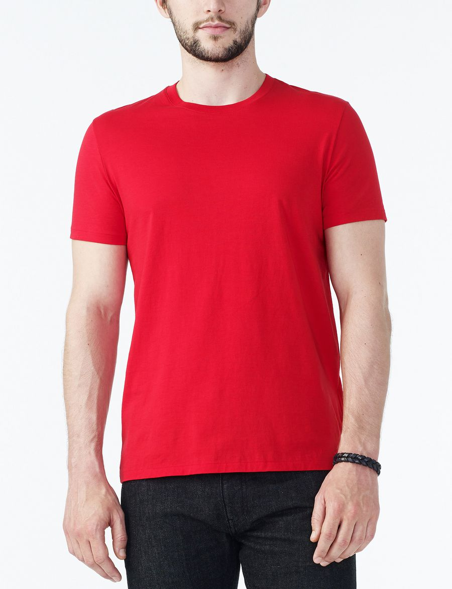 Pure Cotton Crew Neck TShirt  MampS Collection  MampS