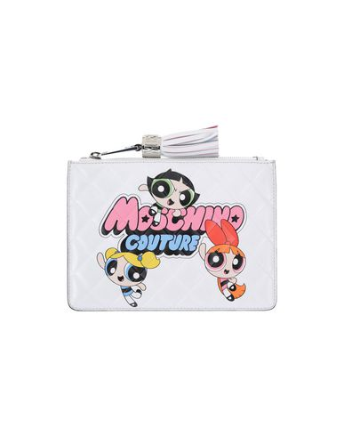 Косметичка MOSCHINO COUTURE 46478318ST