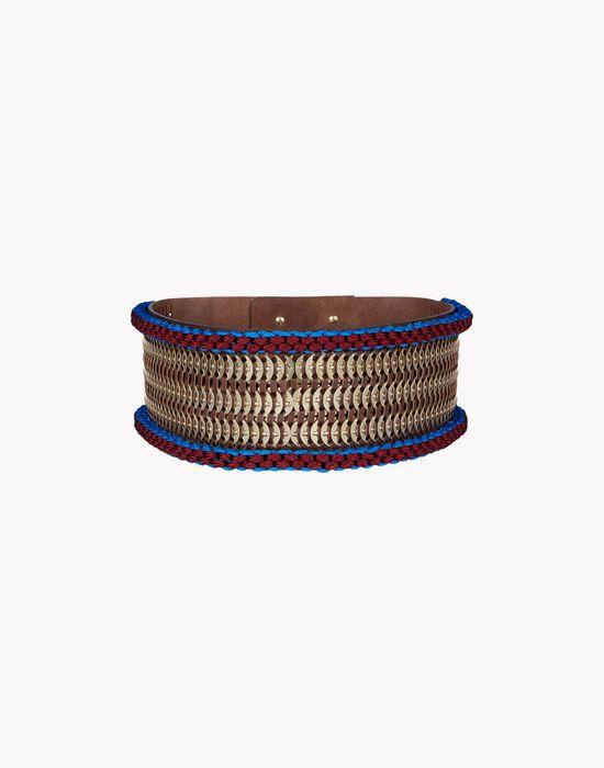 samurai belt belts Woman Dsquared2