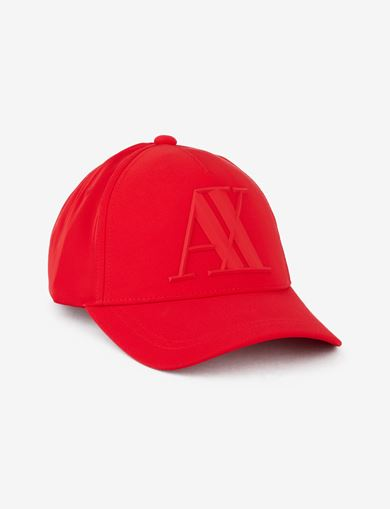 HAT WITH EMBOSSED LOGO