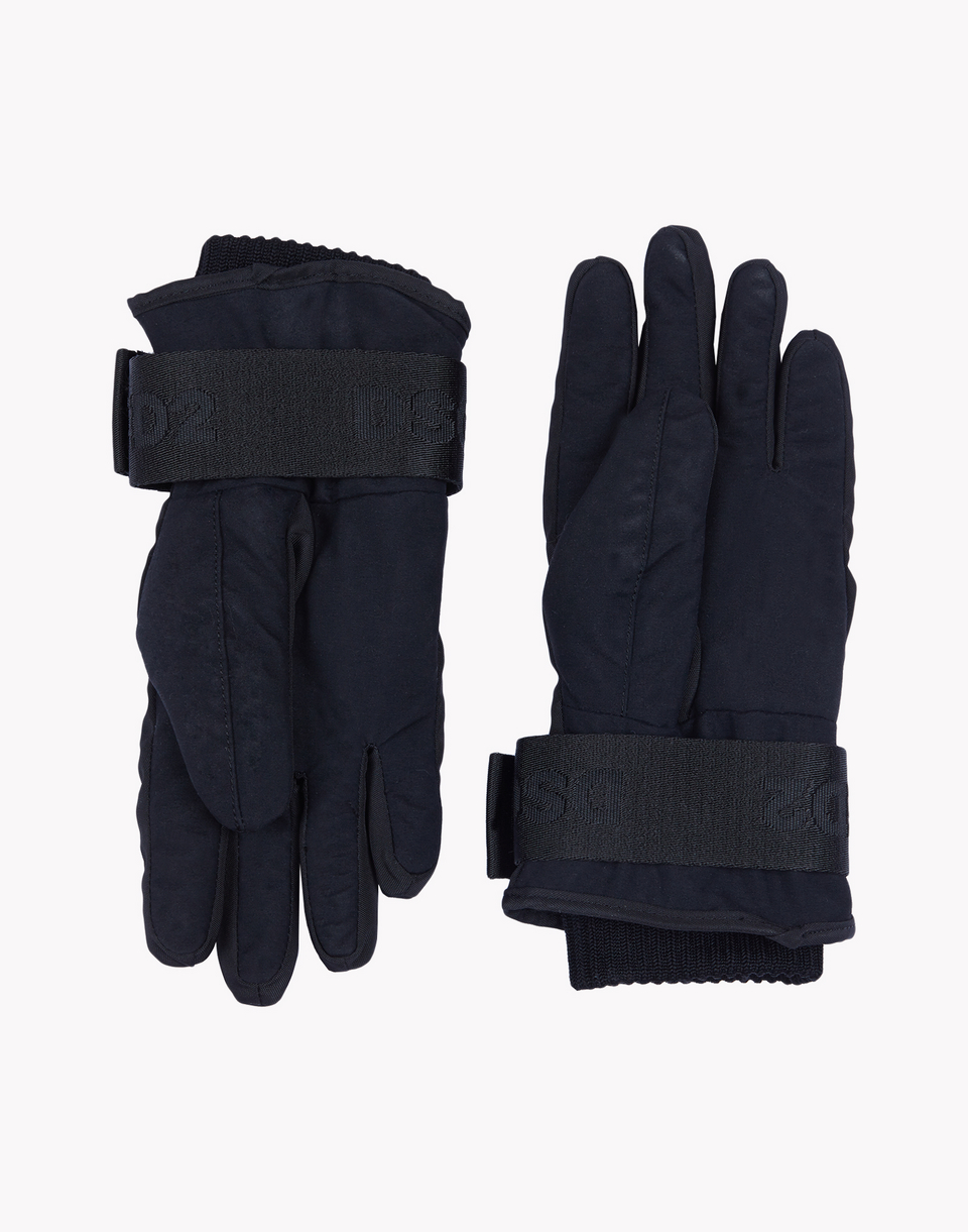 technical ski gloves other accessories Woman Dsquared2