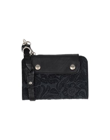 Image of DANIELE ALESSANDRINI Small Leather Goods Wallets Women on YOOX.COM