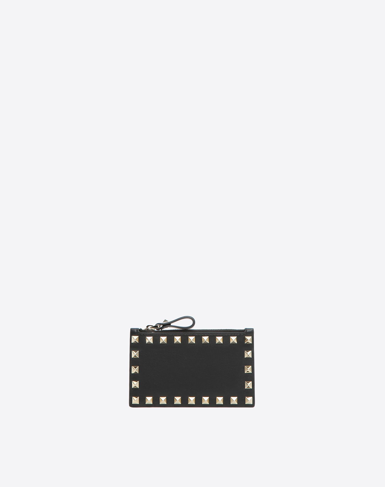 porte monnaie et tui rockstud portefeuilles femme valentino garavani boutique en ligne valentino. Black Bedroom Furniture Sets. Home Design Ideas