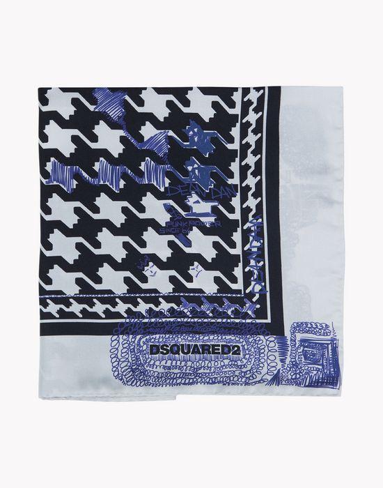 silk twill foulard other accessories Woman Dsquared2