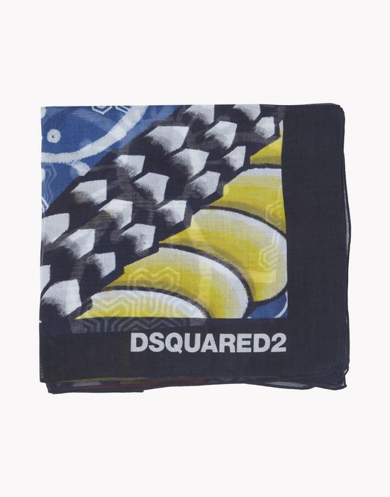 dragon foulard other accessories Woman Dsquared2