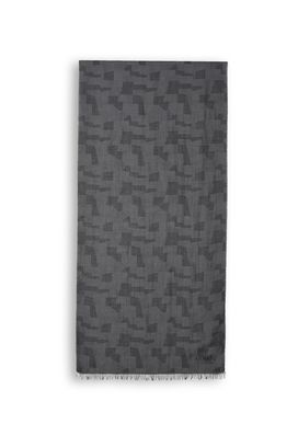 Armani Scarves Men camouflage cotton scarf