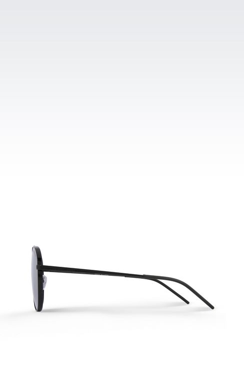 Tinted pilot sunglasses: sunglasses Men by Armani - 3